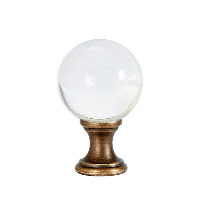 Designer Lamp Finials