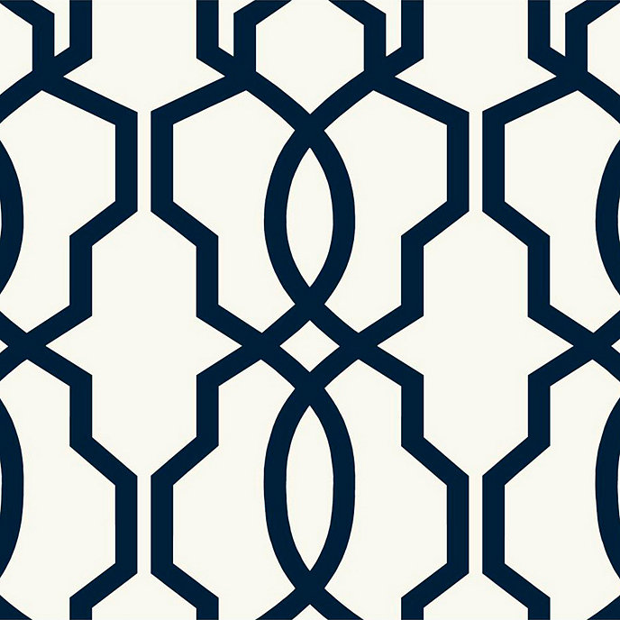 Imperial Trellis Wallpaper Swatch