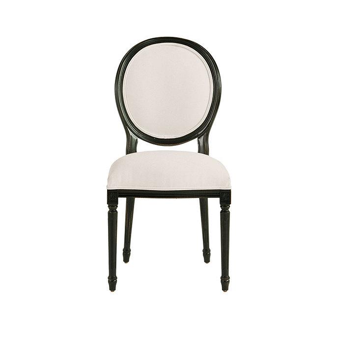 Oval Back Louis XVI Side Chair | Ballard Designs