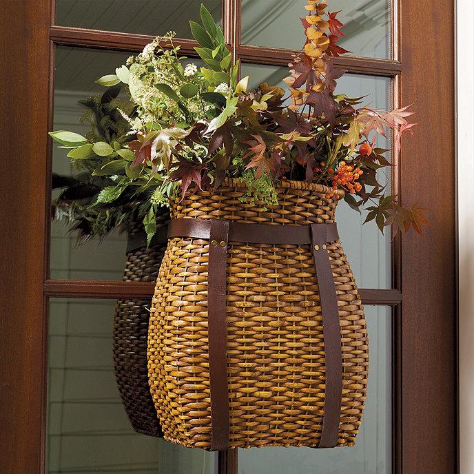 Adirondack Hanging Basket Ballard Designs