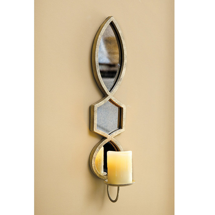 Elise Candle Sconce | Ballard Designs