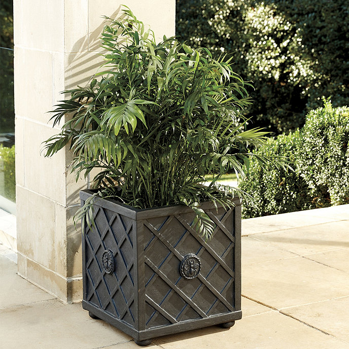 Ballard Designs Outdoor Planters