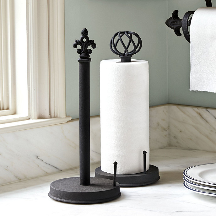 iron high towel willow combined country countertop tree products paper holder llc branch