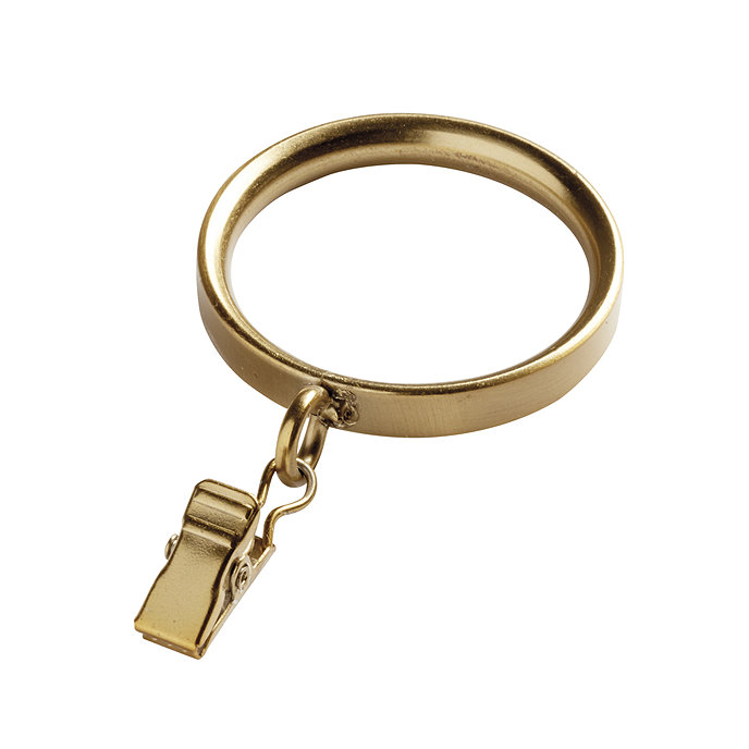 modern country curtain mc rings
