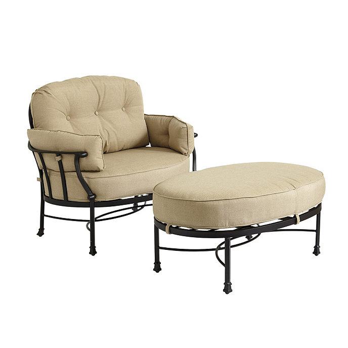 Amalfi Cuddle Chair Cushion Cushions Ballard Designs