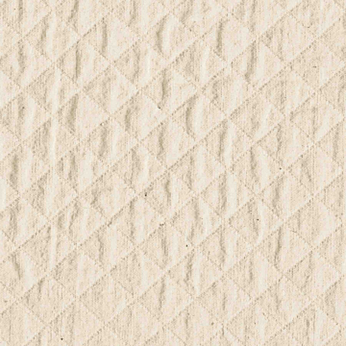 Quilted Off-White Fabric By the Yard   Ballard Designs