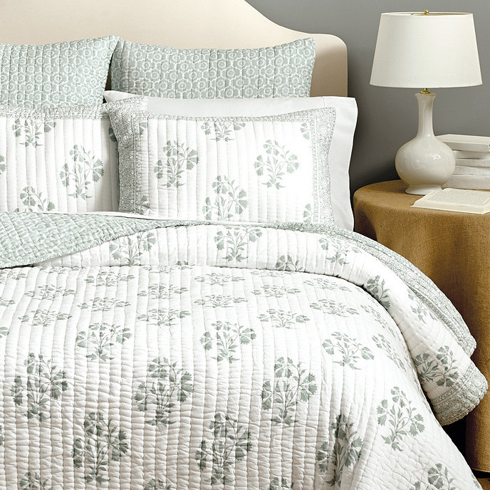 pinterest pin ava block gray home the print bedding quilt for