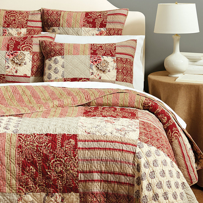 bed comforter store bath reversible product patchwork beyond set
