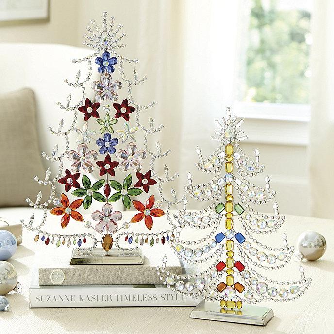 suzanne kasler czech crystal tree - Crystal Christmas Trees