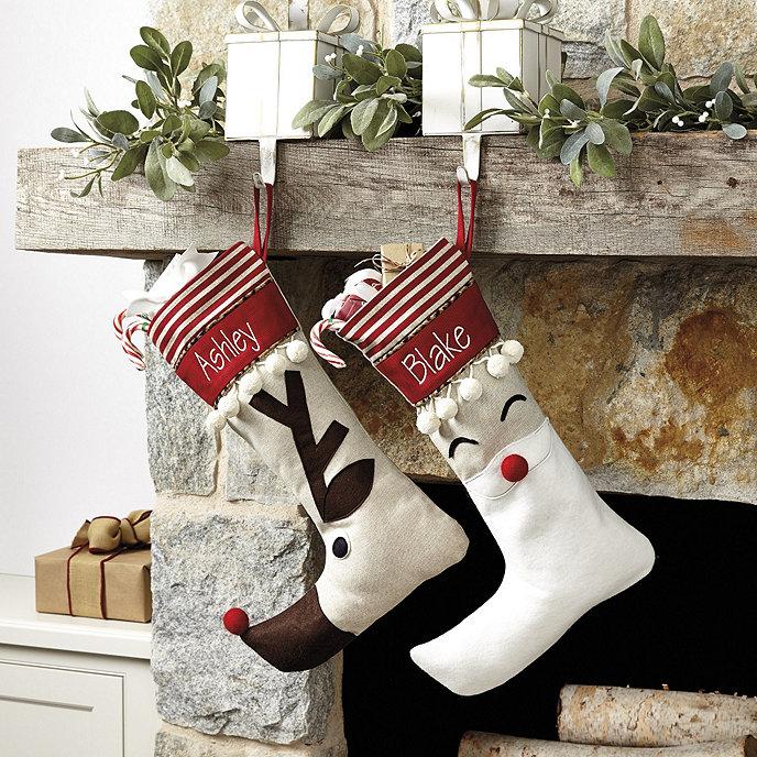 North Pole Stockings Customer PhotosBallardDesigns