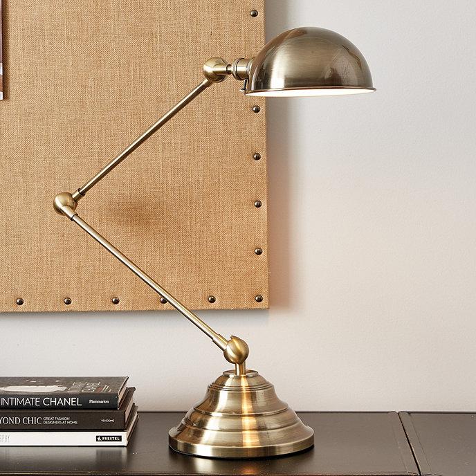 Norris task lamp