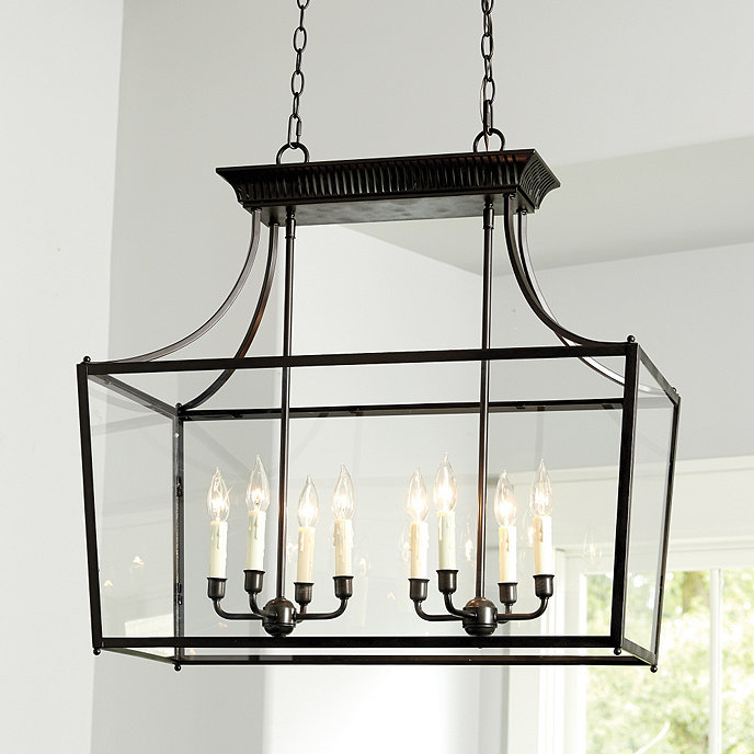 Ballards Lighting: Ballard Designs Tuscany 6 Light Chandelier