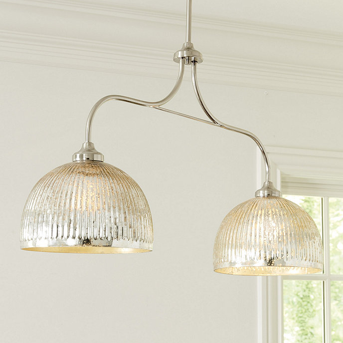 Harlow Double Pendant Light