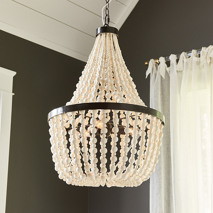 Ballards Lighting: Cara 3-Light Chandelier