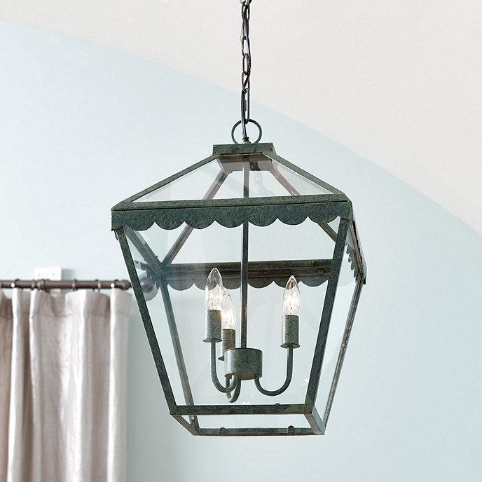 Ballard Designs Lantern