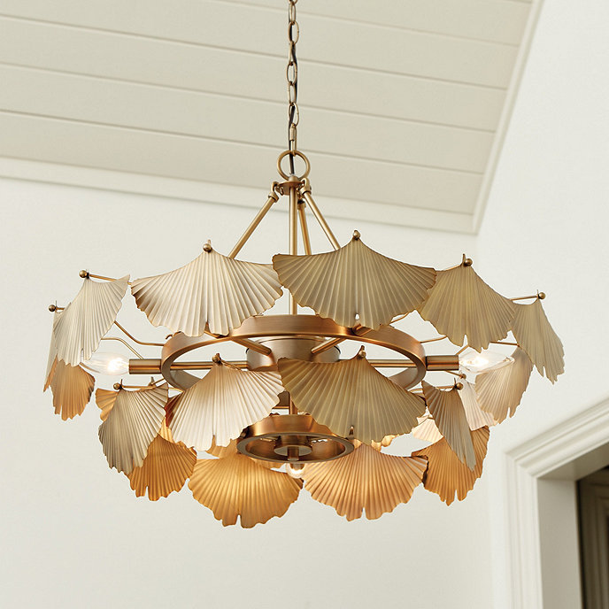 Ballards Lighting: Aberdeen 9-Light Chandelier