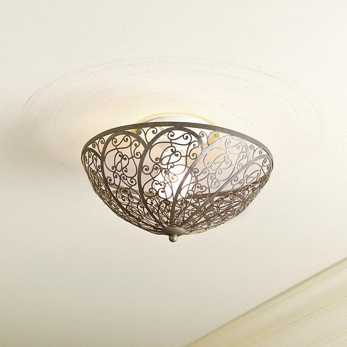 Celine Clip On Ceiling Shade Ballard Designs