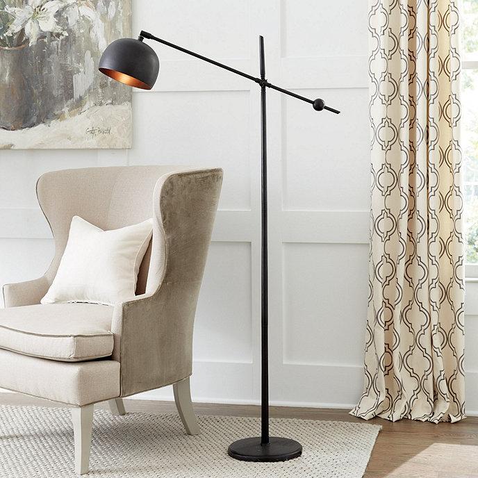 Holden task floor lamp