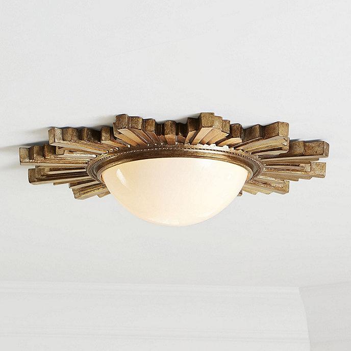 Moravian star pendant ballard designs sunburst ceiling mount aloadofball Gallery