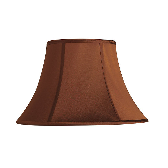 16 inch couture silk lamp shade copper ballard designs 16 inch couture silk lamp shade copper aloadofball Image collections