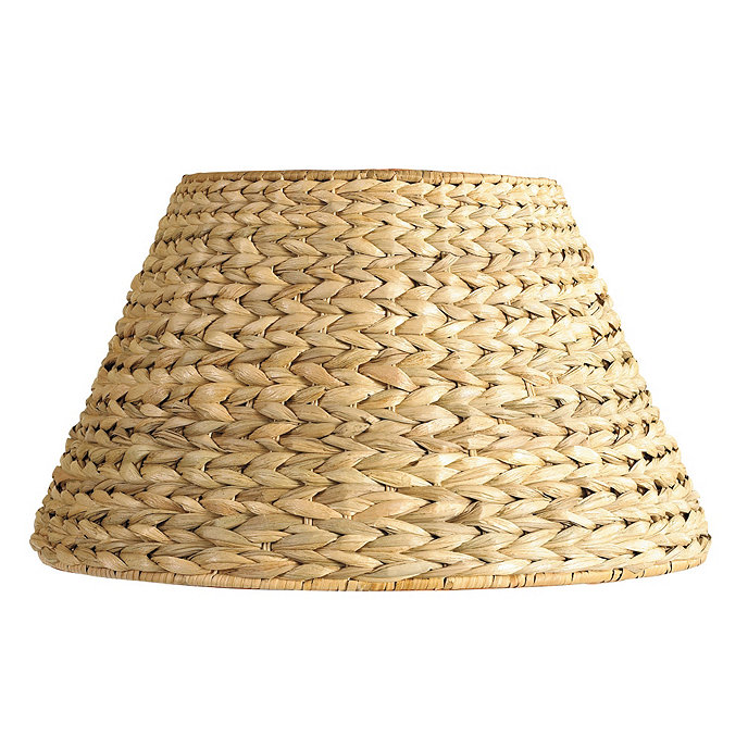 14 inch couture hardback lamp shade seagrass lamp shade 14 inch couture hardback lamp shade seagrass aloadofball Image collections