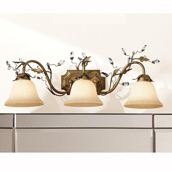 Claire 3 Light Vanity Ballard Designs