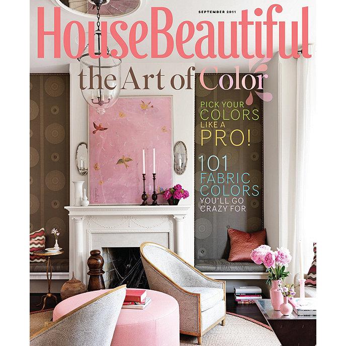 12 Issue Subscription to House Beautiful magazine | Ballard Designs
