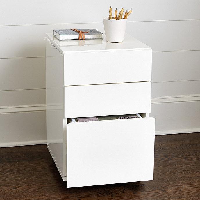 Suzanne Kasler Parsons 3 Drawer File Cabinet
