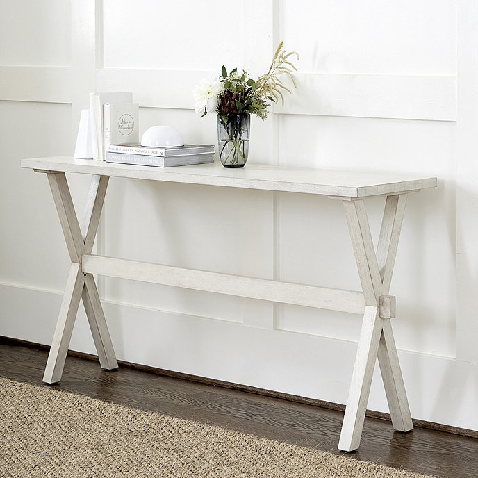 Rollins Console Table: Suzanne Kasler Beaumont Console