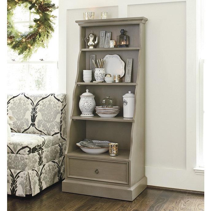alton bookcase home furniture ballard designs. Black Bedroom Furniture Sets. Home Design Ideas