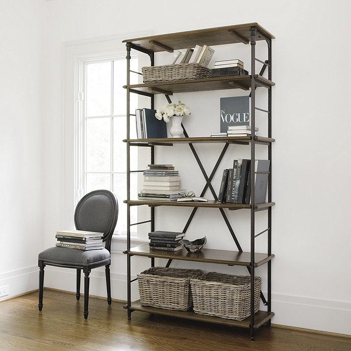 Toulouse Tall Bookcase | Ballard Designs