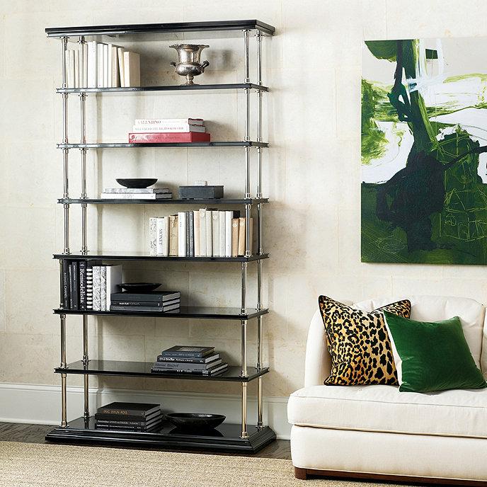 Miles Redd Miles Bookcase | Ballard Designs