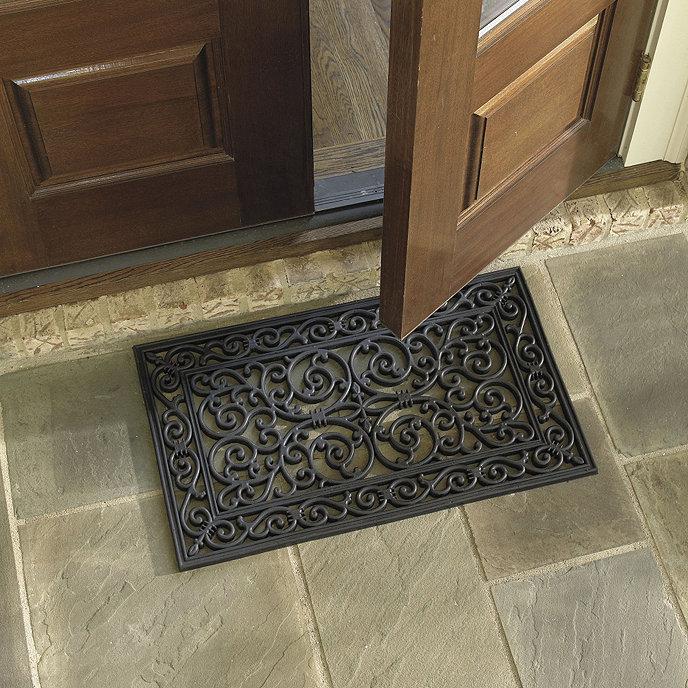 Highgate doormat rectangle ballard designs for Ballard designs kitchen rugs