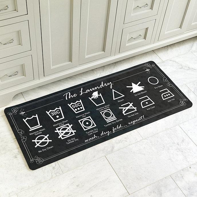 Laundry Comfort Mat Share This Item Customer PhotosBallardDesigns