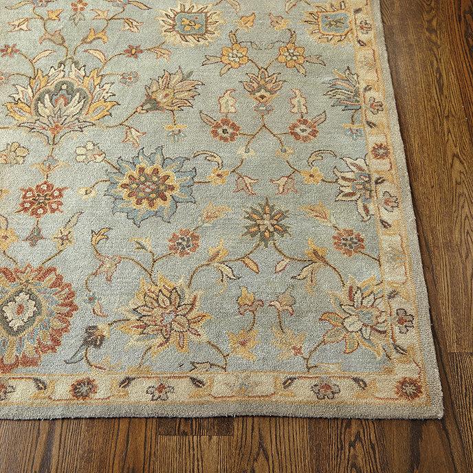 ballard designs kitchen rugs. Devlin Tufted Rug  Ballard Designs