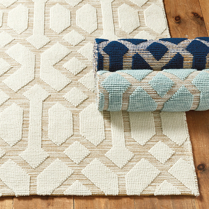 Saylor Indoor/Outdoor Rug | Ballard Designs