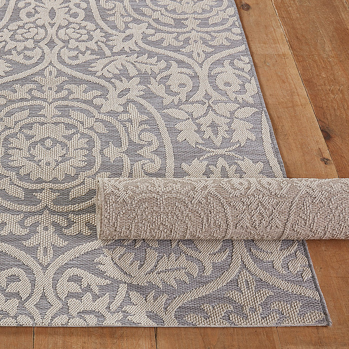Marquette Indoor/Outdoor Rug | Ballard Designs