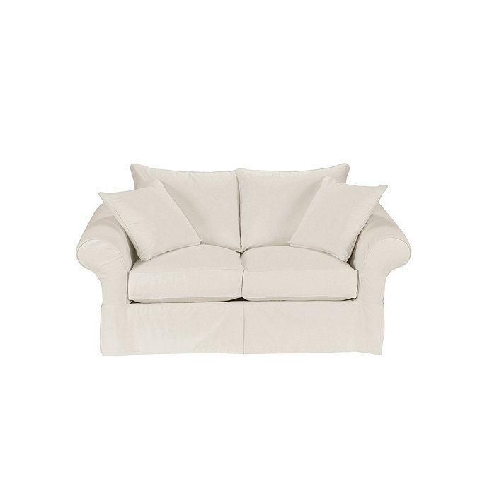 Vintage Vogue Loveseat Slipcover