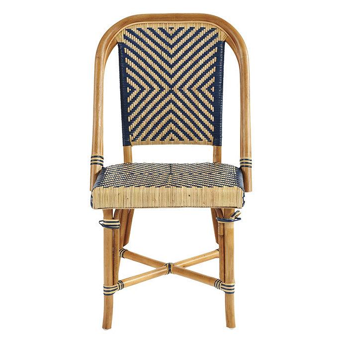 Set Of 2 Paris Bistro Chairs