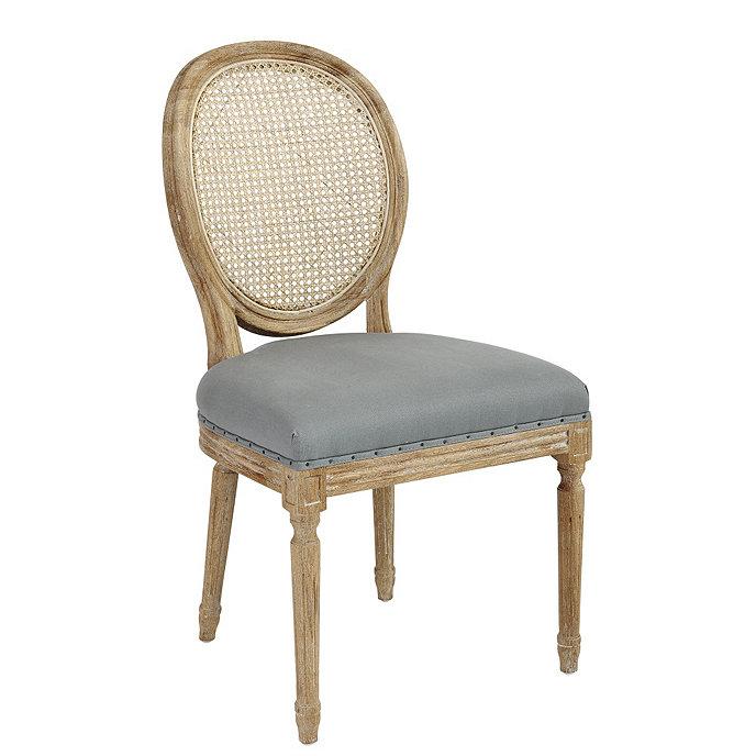 Louis Cane Back Dining Chair - Set of 2   Ballard Designs