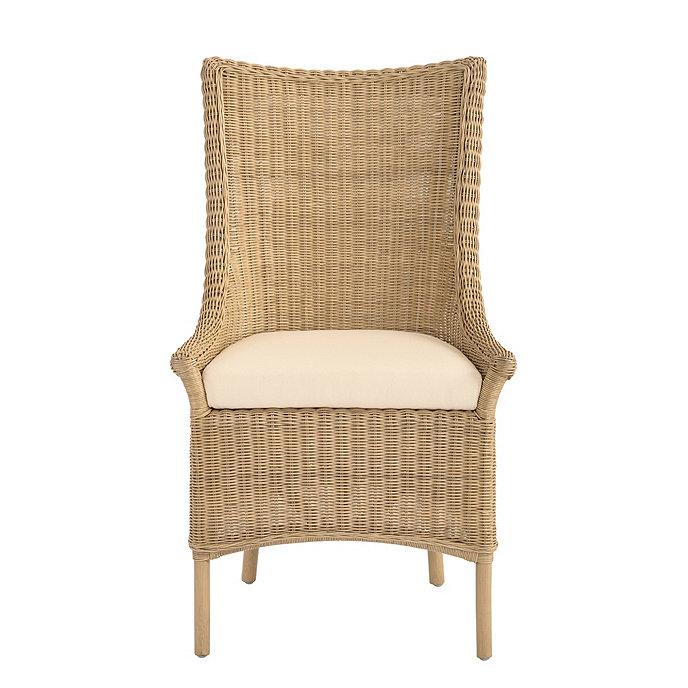 Groovy Suzanne Kasler Southport Rattan Dining Chair Ibusinesslaw Wood Chair Design Ideas Ibusinesslaworg