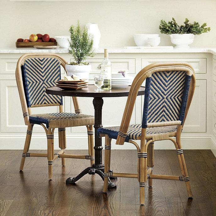 Ballard Design Kitchen Chairs: Paris Bistro Table