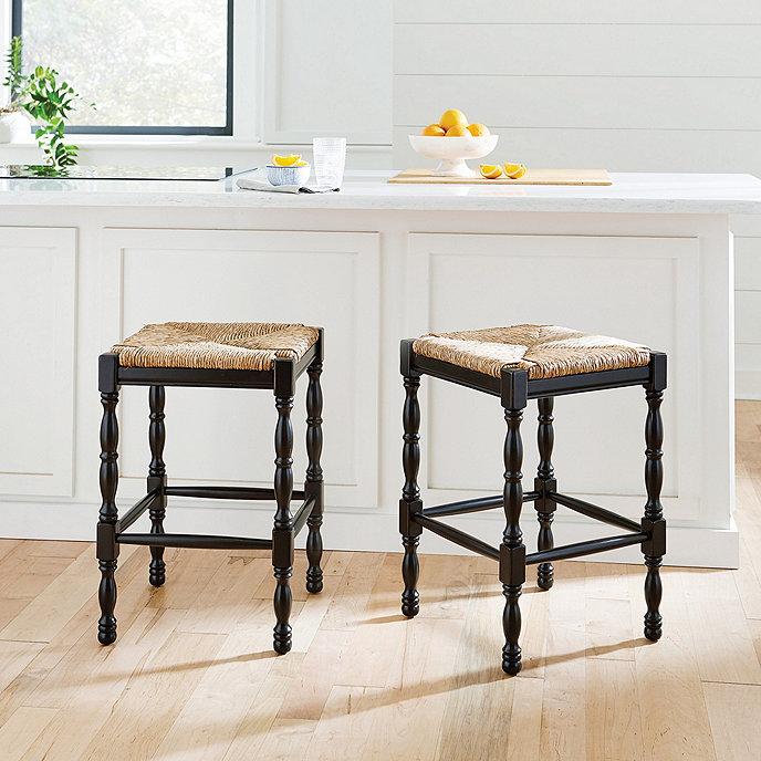 Dorchester stools ballard designs for Motorized bar stool for sale