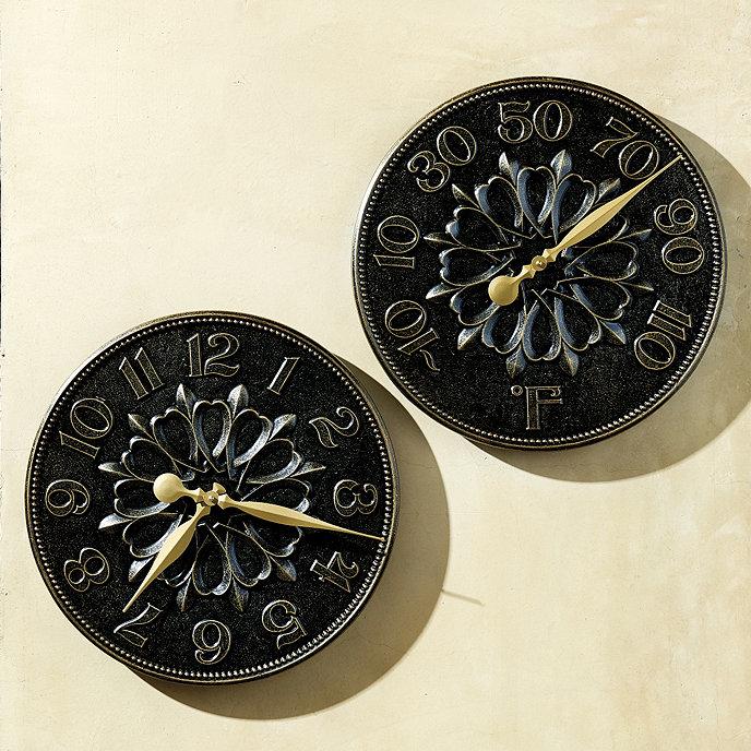 Beautiful Indoor Outdoor Clock Photos - Decoration Design Ideas ...