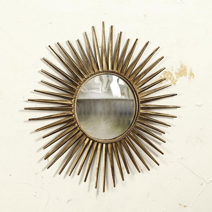 Suzanne Kasler Sunburst Mirror 4 Ballard Designs