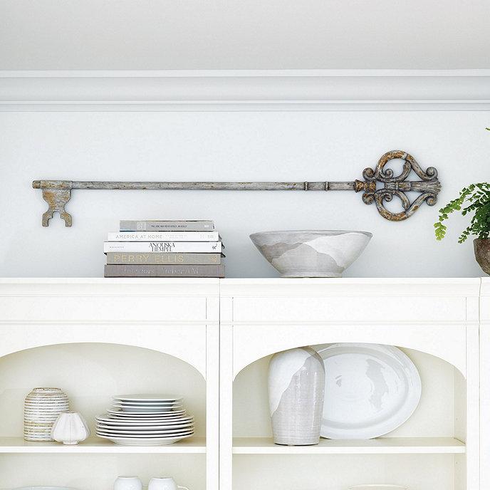Wall Decor Large Keys | Ballard Designs