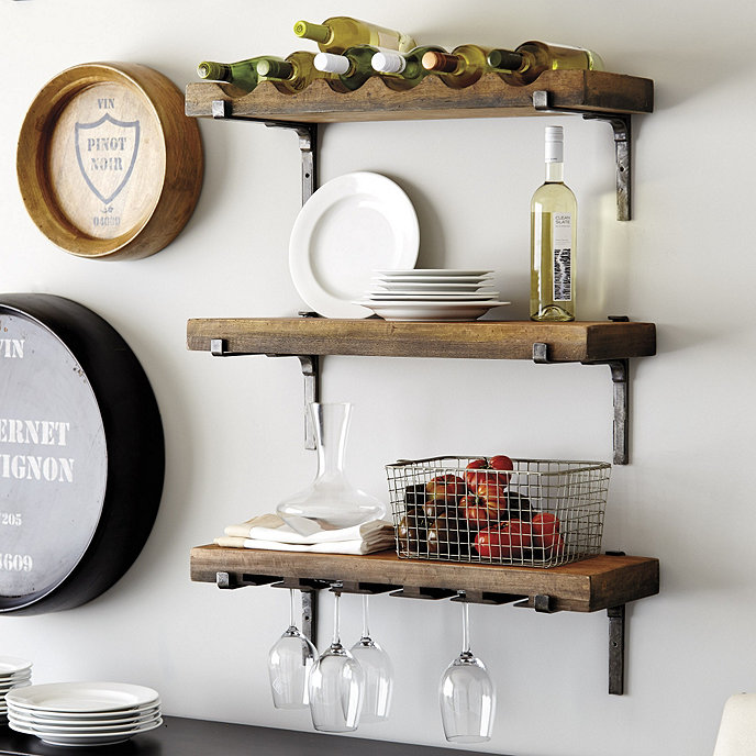 Ballard Designs Vigneto Shelf