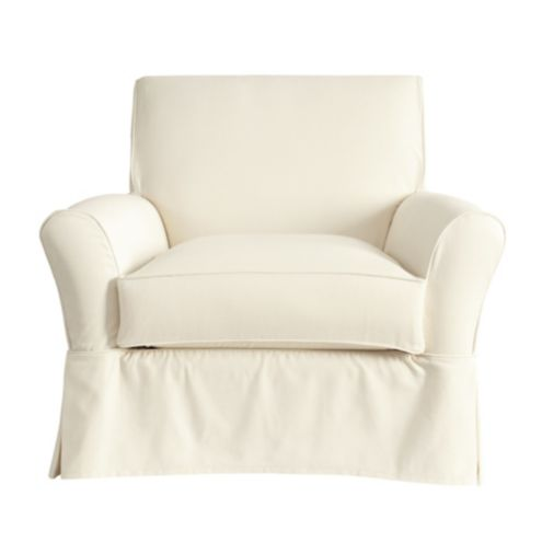 Hollis Chair Slipcover - Special Order Fabrics