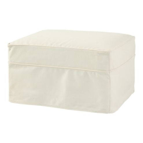 Nottinghill Ottoman Slipcover - Special Order Fabrics