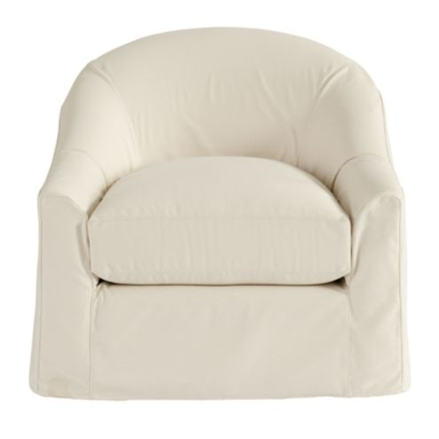 Lenoir Chair - Slipcover and Frame